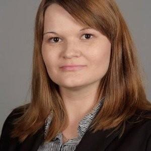 Vesna Plevnik a NALP member