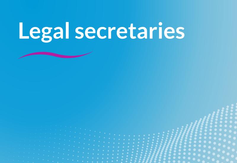 legal secretary membership logo