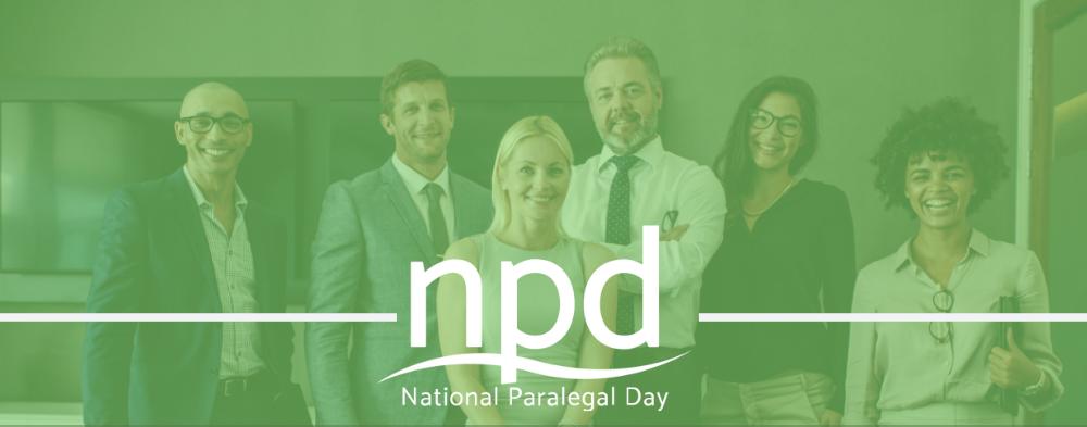 National Paralegal Day logo